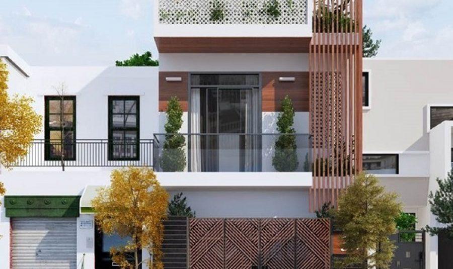 Những mẫu nhà phố 1 trệt 1 lầu sân thượng được ưa chuộng nhất hiện nay
