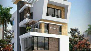 Những mẫu nhà 4 tầng đẹp mê mẫn