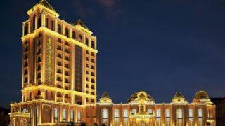 Những mẫu khách sạn kiểu pháp độc đáo
