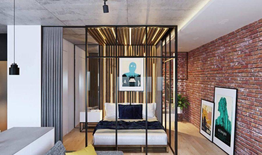 Tổng hợp mẫu căn hộ Studio hiện đại