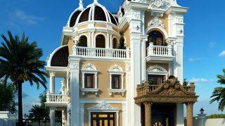 Ngắm 7 biệt thự sang chảnh bậc nhất Việt nam