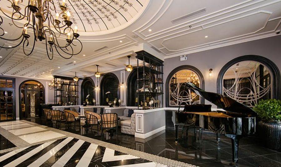 Các khách sạn cổ điển, sang trọng tốt nhất thế giới