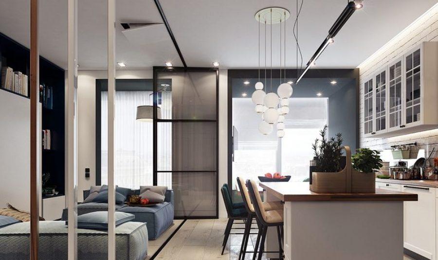 Các mẫu căn hộ Studio ấn tượng nhất