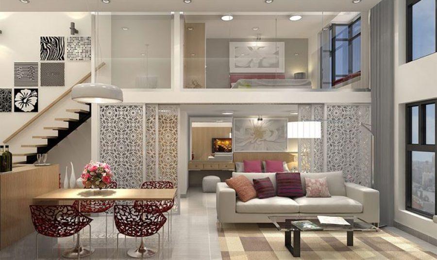 10 mẫu căn hộ Duplex tuyệt đẹp hot trend
