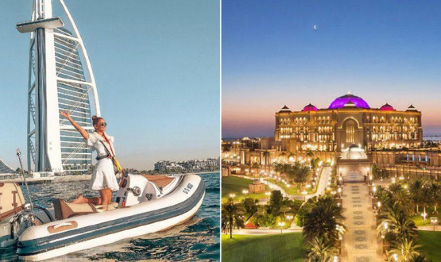 Những khách sạn 7 sao trên Thế giới