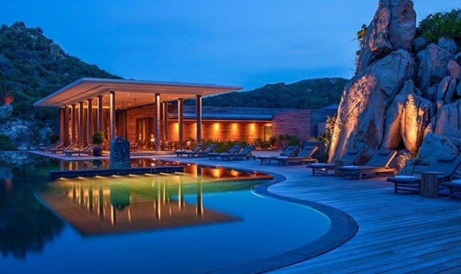6 khách sạn Việt có kiến trúc độc đáo