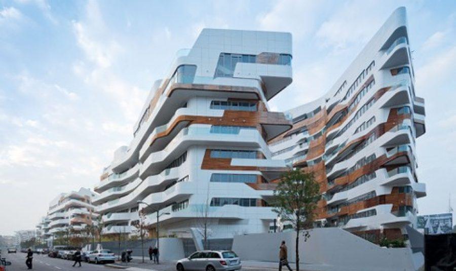 Khám phá những tòa chung cư long lanh trên thế giới