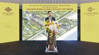 Landora Group chính thức trở thành nhà phát triển toàn diện đại đô thị kiểu mẫu The Empire Đà Nẵng