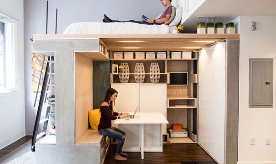 Mẫu căn hộ chung cư mini tuyệt đẹp