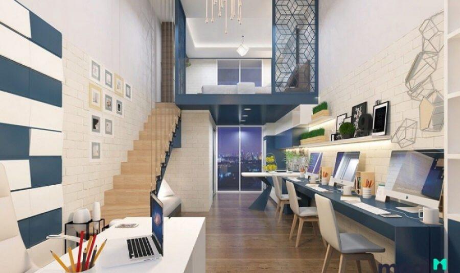 Khám phá những mẫu căn hộ officetel đẹp nhất