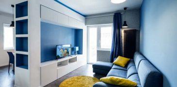 Những mẫu căn hộ độc đáo, hiện đại