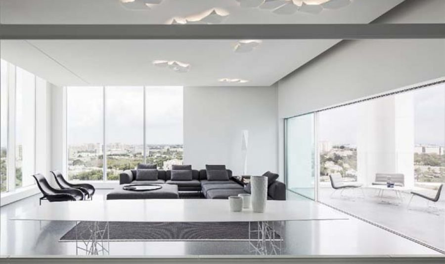 Top những mẫu căn hộ Penthouse đẹp, sang trọng
