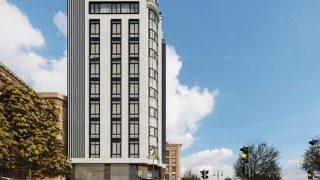 Những mẫu khách sạn sang trọng hiện đại đẹp hút mắt