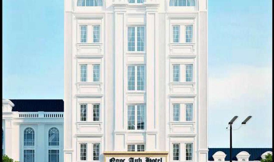 10 mẫu khách sạn tân cổ điển hợp thời đẳng cấp