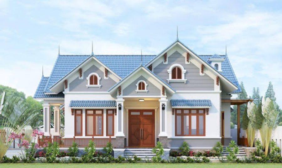Những mẫu nhà mái Thái đẹp