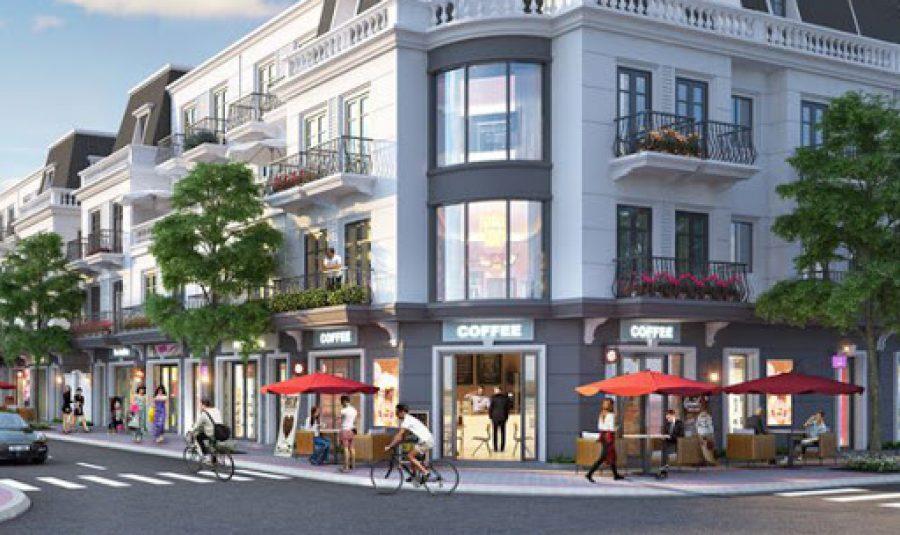 Tổng hợp 20 mẫu nhà phố, shophouse đẹp