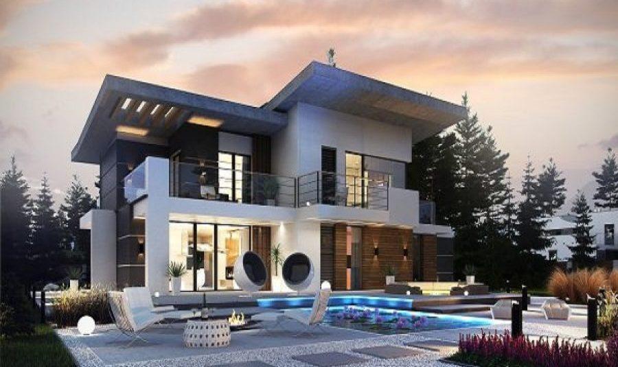 15 mẫu nhà 2 tầng đẹp mê hồn