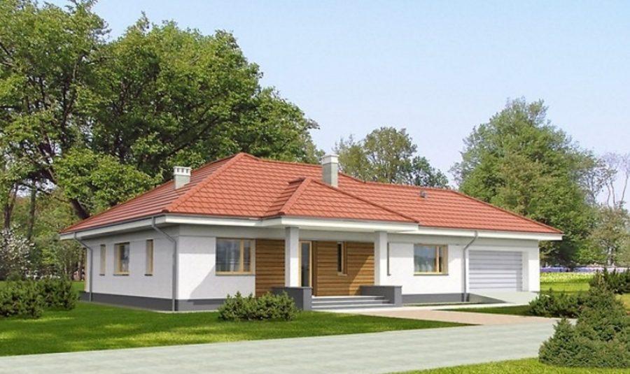 Ngắm nhìn những mẫu nhà mái Thái cấp 4 phong cách Châu Âu