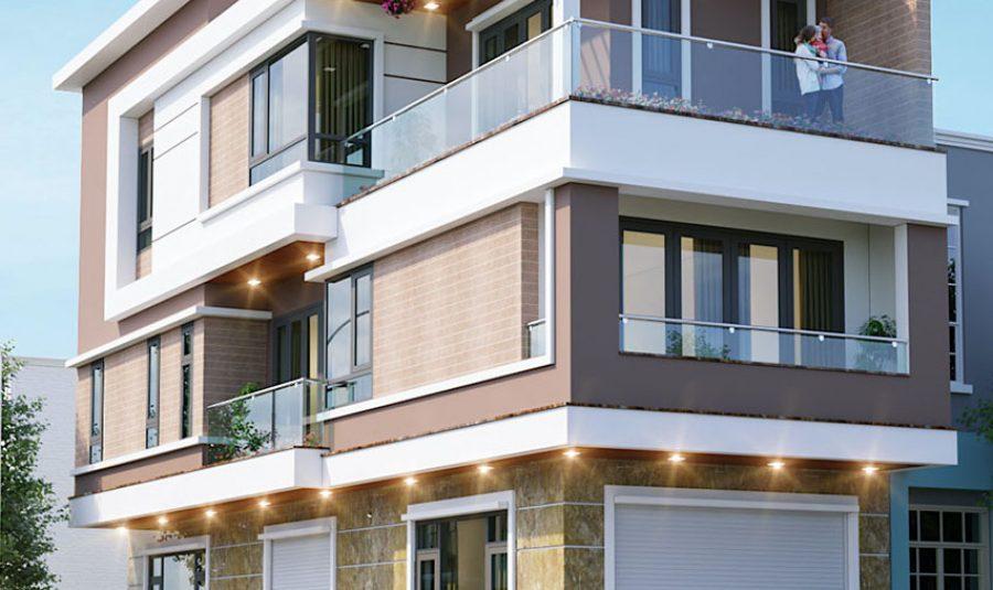 10 mẫu nhà phố 2 mặt tiền đẹp và thông minh