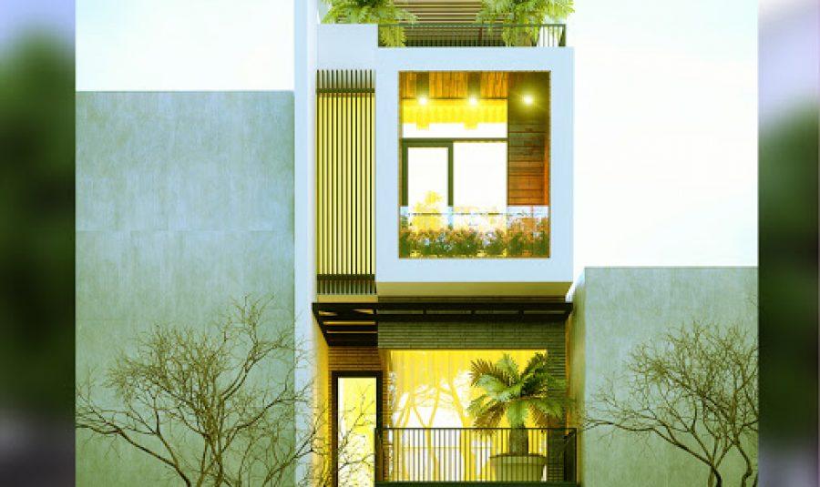 Top những mẫu nhà phố đẹp hiện đại