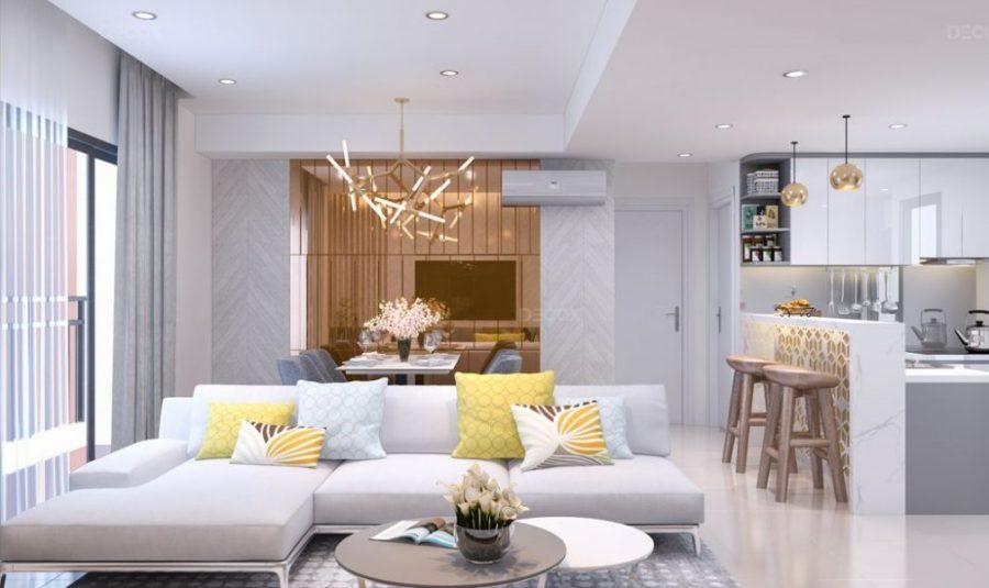 Top mẫu căn hộ chung cư đẹp