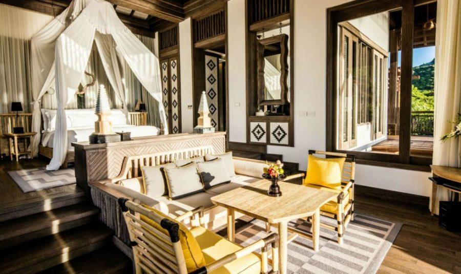 Top 6 khách sạn cao cấp hoành tráng nhất Việt Nam