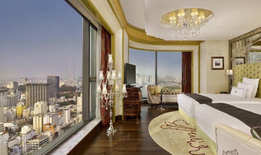 Top khách sạn hạng sang hàng đầu thế giới